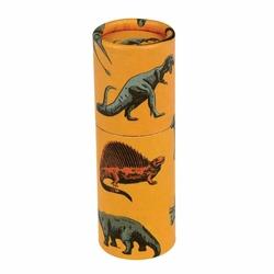 Drewniane kredki 12 szt., Dinozaury, Rex London - dinozaury
