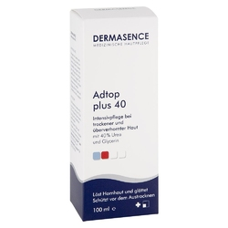Dermasence adtop plus 40 urea krem
