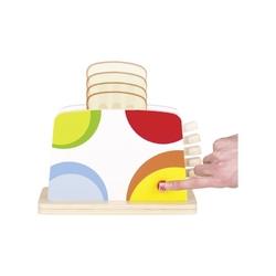 Drewniany toster zabawa w gotowanie