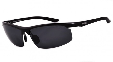 Aluminiowe okulary sportowe stockholm z polaryzacja 9030-c1