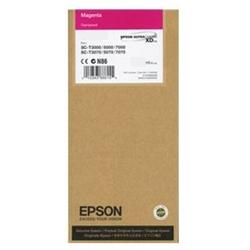 Tusz oryginalny epson t6933 c13t693300 purpurowy - darmowa dostawa w 24h
