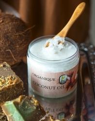 Naturalny olej kokosowy 100ml 200 ml 200 ml