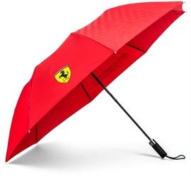 Parasolka scuderia ferrari compact czerwony - czerwony