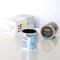 Happy easter zestaw – pojemnik z kawą oraz kubek