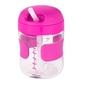 Bidon ze słomką oxo 200ml 9m+ - pink