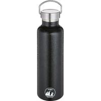 Butelka termiczna z uchwytem 0,75 litra grigio cilio czarna ci-545692