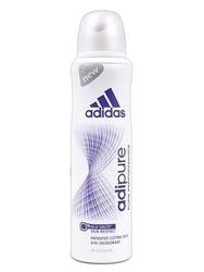 Adidas adipure women dezodorant w sprayu dla kobiet 150ml
