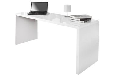 Białe biurko fast trade 160 cm