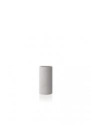 Wazon h 24 cm, light grey