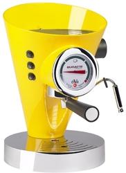 Ekspres do kawy żółty DIVA Bugatti