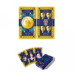 Karty tarota - tarot frida kahlo