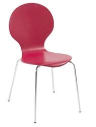 Krzesło marcus red - czerwony