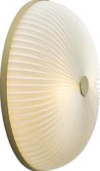 Plafon lamella 35 cm złoty