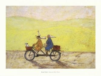 Przejażdżka rowerem - reprodukcja