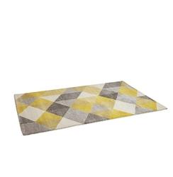 Nowoczesny dywan muoto żółto-szary  230x160 cm