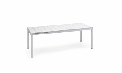 Stół rio 140 biały - biały
