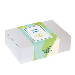 Zestaw prezentowy na wyjątkową okazję travel teabox. zestaw 14 herbat różnego rodzaju i smaku 14x 58g z zaparzaczem i cukrem trzcinowym, klasyczna biała filiżanka i czekoladowa pizza