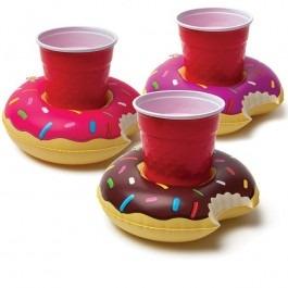 Pływające pączki do drinków