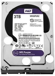 Western Digital Twardy dysk Purple WD30PURZ 3TB 64MB  3,5 5400rpm
