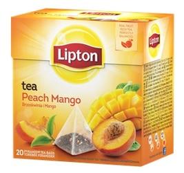 Herbata lipton tea brzoskwinia i mango - 20 torebek