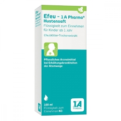 Efeu 1a pharma hustensaft