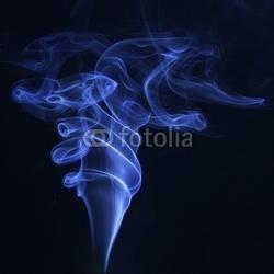 Obraz na płótnie canvas czteroczęściowy tetraptyk dym 1