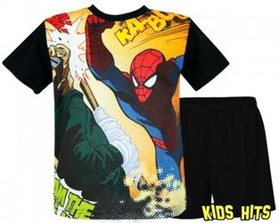 Piżama spiderman ka-boom 4 lata
