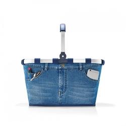 Koszyk na zakupy reisenthel carrybag jeans - jeans