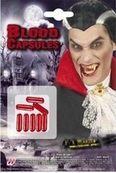 Sztuczna krew w kapsułkach fake blood