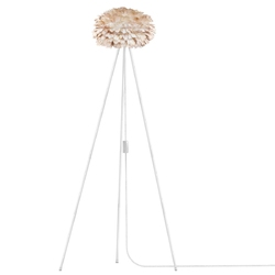 Mini lampka wisząca eos umage jasnobrązowa 02126