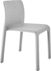 Krzesło first dressed jasnoszare