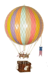 Authentic models balon royal aero, pastelowy ap163f