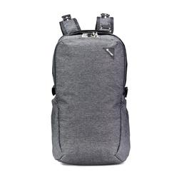 Plecak wycieczkowy wyposażony w zabezpieczenia antykradzieżowe pacsafe vibe 20 grafitowy - grafitowy