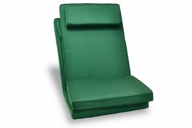2 x poduszki na krzesła ogrodowe - zielone siedziska