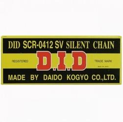 Łańcuch rozrządu didscr0412sv  150 ogniw didscr0412sv-150