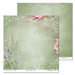 Słodki papier Lavender Date 30,5x30,5 cm - 02 - 02