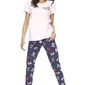 Dn-nightwear pm.9722 piżama damska