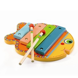 Cymbałki drewniane - rybka