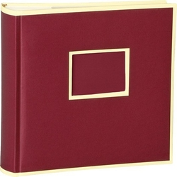 Album na zdjęcia die kante pockets 200 burgund