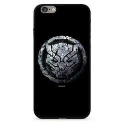 ERT Etui Glass Marvel Czarna Pantera 015 iPhone 78 czarny MPCBPANT4504