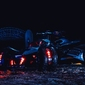 Batmobile ver1 - plakat wymiar do wyboru: 91,5x61 cm