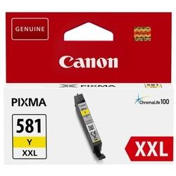 Tusz oryginalny canon cli-581 xxl y 1997c001 żółty - darmowa dostawa w 24h