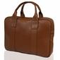 Jasnobrązowa stylowa męska torba na ramię brodrene b01
