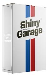 Shiny garage cabrio kit protect - zestaw do czyszczenia i zabezpieczenia dachów kabrioletów 2x500ml