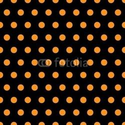 Obraz na płótnie canvas dwuczęściowy dyptyk kropki na halloween