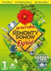 Cenega Gra PC Generalne remonty domów Ogród