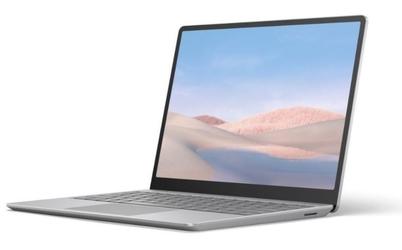 Microsoft laptop surface go win10pro i5-1035g18gb256gbint12.45cala commercial platinum tnv-00009