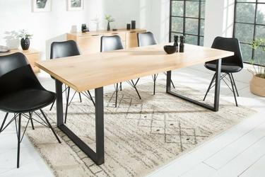 Stół do jadalni portland 200x90 cm dziki dąb