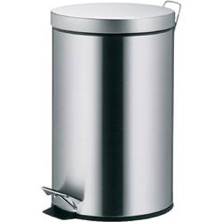 Kosz 12 litrowy ze stali nierdzewnej, pedałowy Mala Kela KE-10927