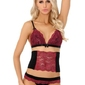 Livia corsetti nerysa komplet